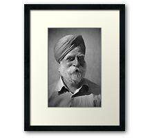 The Gentleman Framed Print
