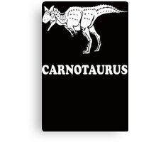 CARNOTAURUS Canvas Print