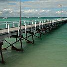 Beachport Jetty, South Australia by SusanAdey