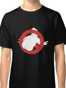 Ghost Buttsters T shirt Classic T-Shirt