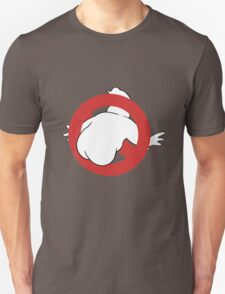 Ghost Buttsters T shirt Unisex T-Shirt