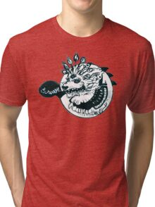 your luck is gonna change Tri-blend T-Shirt