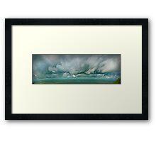 Storm Cell... Framed Print