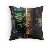 It's a small, small world... Throw Pillow