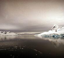 Antarctic Dawn by John Dalkin