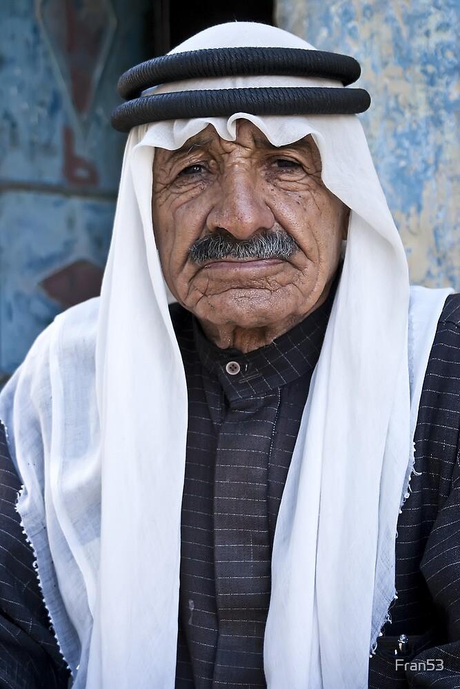 Old friend at Dana Village, Jordan by Fran53
