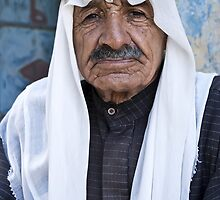 Old friend at Dana Village, Jordan by Fran53