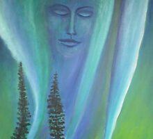 Aurora Borealis by Rhonda Joy   Harman