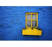 Kinsale Window Photographic Print
