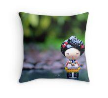 harajuku - baby.. Throw Pillow