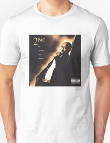 2pac Tupac Me Against The World Album Shirt  T-Shirt