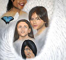 An Angel of Love and Light by Rhonda Joy   Harman