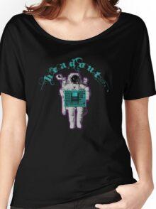 Astronaut Beat Women's Relaxed Fit T-Shirt