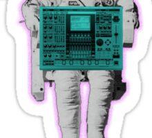 Astronaut Beat Sticker