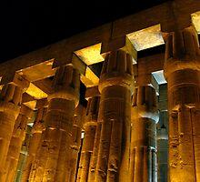 Luxor Temple by Marilyn Harris