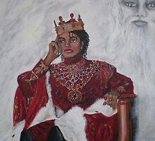 The King by Rhonda Joy   Harman