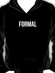 Dress Code T-Shirt - Formal T-Shirt