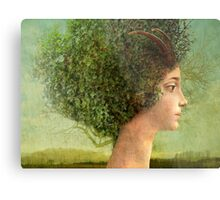 mystic tree Metal Print