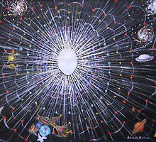 The Web of Creation by Rhonda Joy   Harman