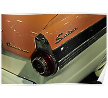 FORD  METEOR RIDEAU  SUNLINER Poster