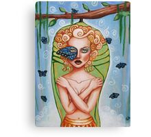 My Cocoon Canvas Print