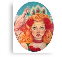 The Phoenix Keeper Canvas Print