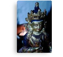 Dharma Light. Canvas Print