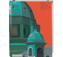 St Peters red and green iPad Case/Skin