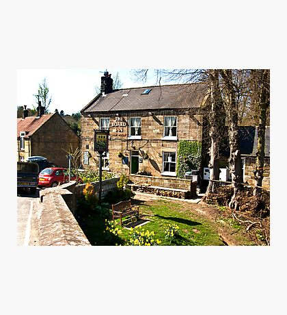 The Board Inn   -  Lealholm Photographic Print