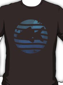 Love Fish - Grunge T-Shirt