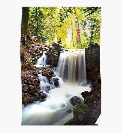Birr Castle Waterfall Poster