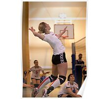 Volleyball - Indoor - Women Poster