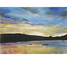 Trevor Terrace Painting Photographic Print