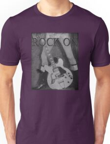 Rock On Tee Unisex T-Shirt
