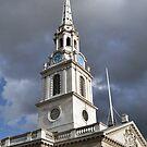 St. Martin-In-The-Fields, London by James J. Ravenel, III