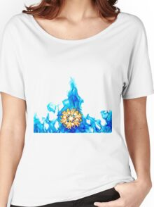 SnowFire (SnowStorm) Women's Relaxed Fit T-Shirt