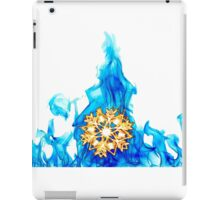 SnowFire (SnowStorm) iPad Case/Skin