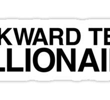 Awkward Tech Billionaire Sticker
