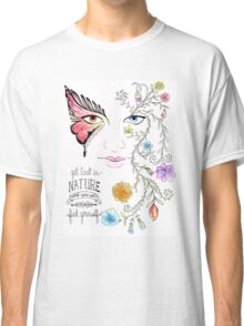 Lost in Nature Classic T-Shirt