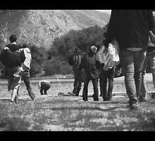 Hiking in Cinema by lightplay21