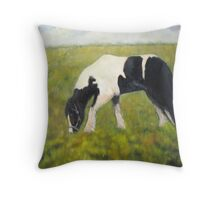 The Gypsy Horse Throw Pillow