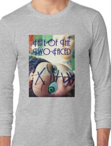 Fate of the Two-Faced Tee Long Sleeve T-Shirt