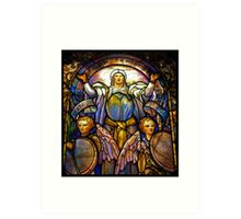 So are ye when men shall revile you and persecute you for my sake #2 Art Print
