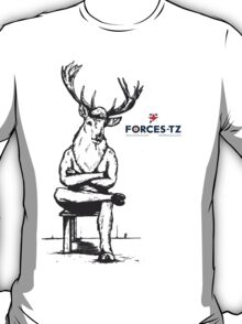 Forces-Tz Stag T-Shirt