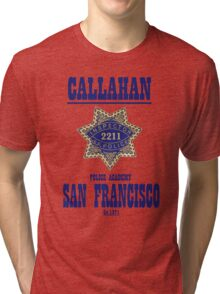 Dirty Harry's school of policing Tri-blend T-Shirt