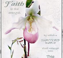 Faith is... by Olga