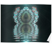 Black Water Moondance  (UF0236) Poster