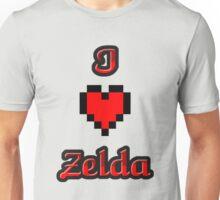 I Heart Zelda tee Unisex T-Shirt