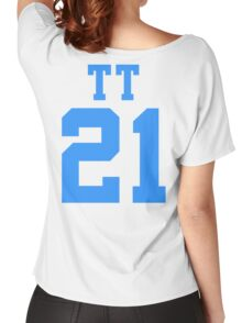 BTS/Bangtan Boys 'TT 21' Women's Relaxed Fit T-Shirt