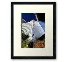 Modern Vegas II Framed Print